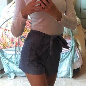 Tart Blue Shorts Size Xs.